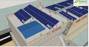 Solar project photo 3D