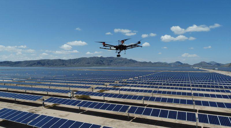 Solar Drone Survey
