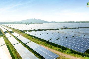 Megawatt Solar Power Plants