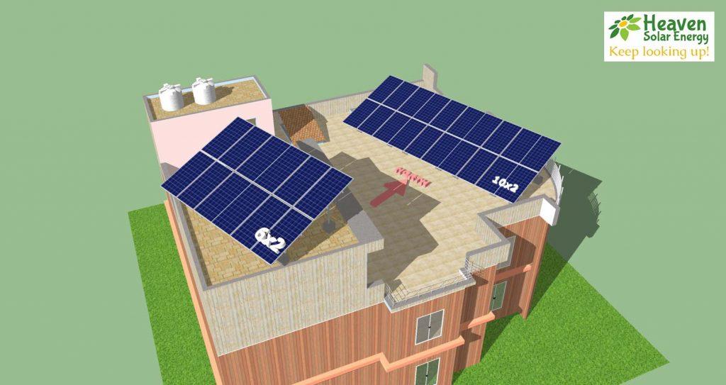 Solar Designing