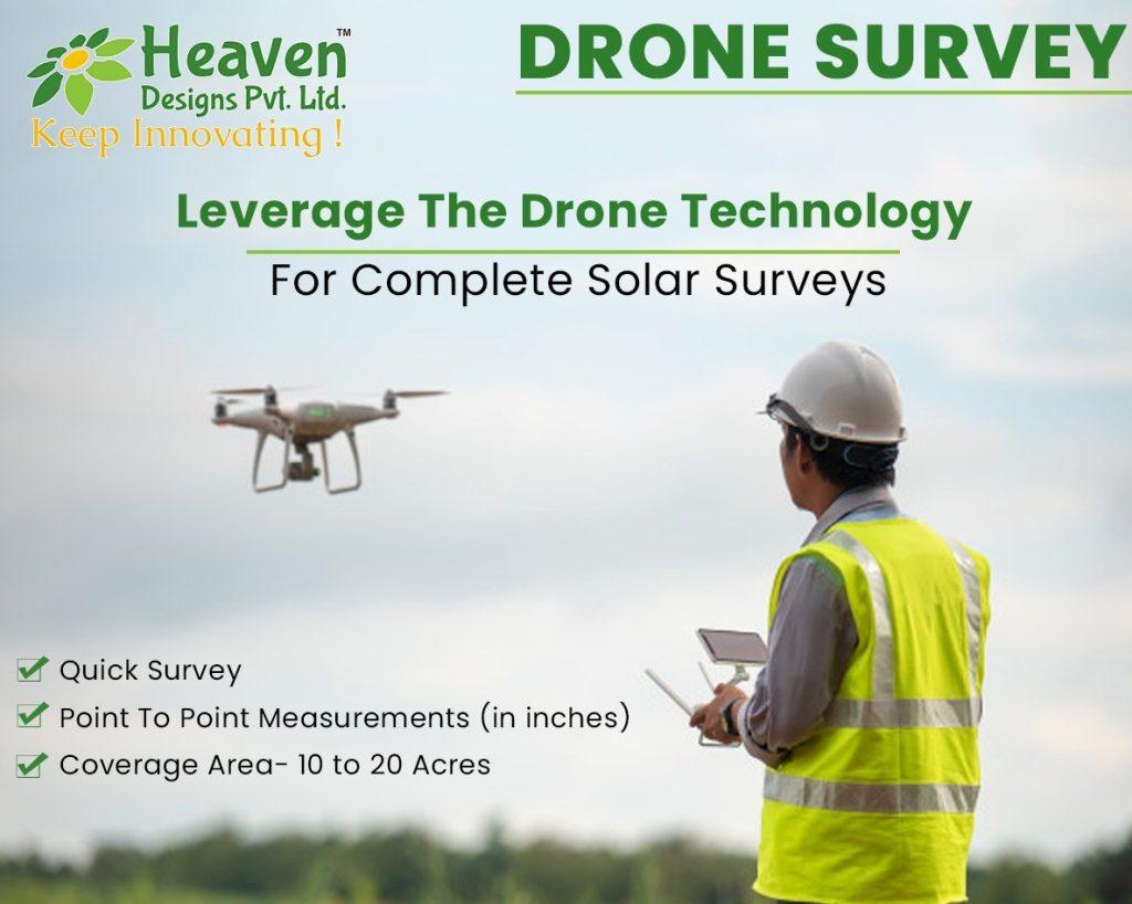 Drone Solar Site Survey